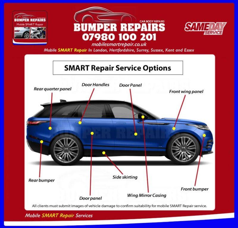 Mobile Car Scratch Repair Service